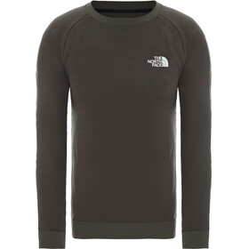 The North Face Summit L2 Power Grid Vrt Pullover Herren new taupe green